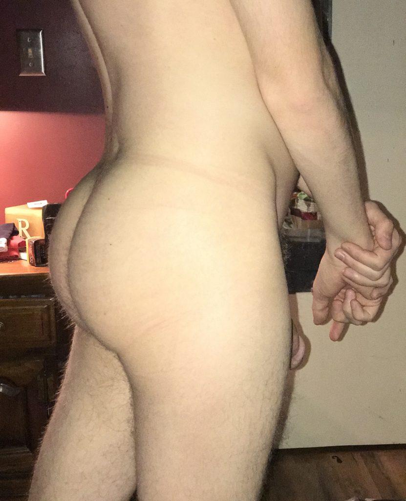 Beautiful Gay's Ass